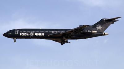 XC-FPA - Boeing 727-264(Adv) - Mexico - Police