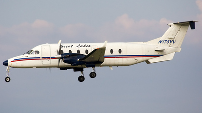 N178YV - Beech 1900D - Great Lakes Airlines