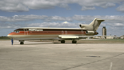 N567PE - Boeing 727-227(Adv) - PEOPLExpress