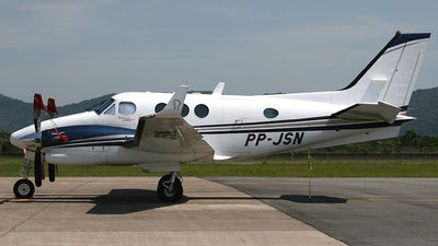 A picture of PPJSN - Beech C90GTi King Air - [LJ1877] - © Bruno Orofino