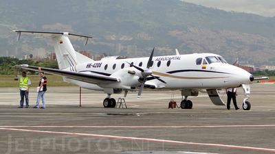 HK-4208 - Beechcraft 1900C - Aerocapital