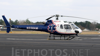 N558AM - Eurocopter AS 350B2 Ecureuil - Air Methods