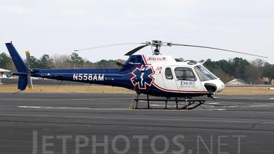 N558AM - Eurocopter AS 350B2 Ecureuil - Air Methods