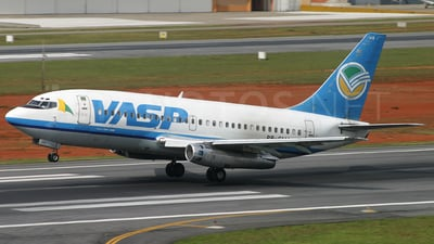 PP-SMA - Boeing 737-2A1 - VASP