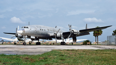N6207C - Lockheed L-1049 Super Constellation - Untitled