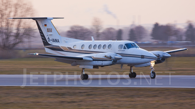 D-IANA - Beechcraft B200 Super King Air - Dix Aviation