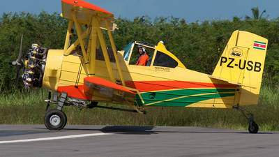PZ-USB - Schweizer G-164B Ag Cat B - ERK Farms