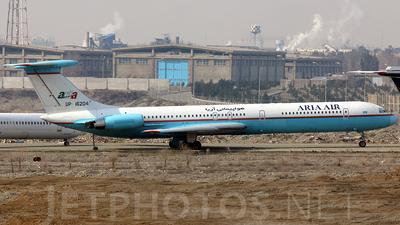 UP-I6204 - Ilyushin IL-62M - Aria Air