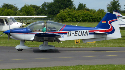 D-EUMI - Robin R2160D - Private