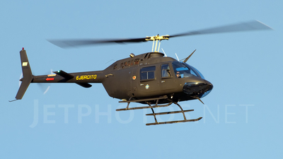 AE-364 - Bell 206B JetRanger III - Argentina - Army