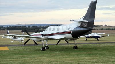 A picture of VHRCI - Fairchild SA227TT - [TT474] - © Brenden