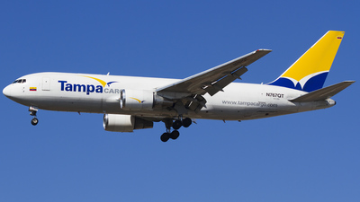 N767QT - Boeing 767-241(ER)(BDSF) - Tampa Cargo