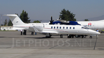 N309KC - Bombardier Learjet 45 - Private