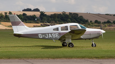 A picture of GJASE - Piper PA28161 - [288216056] - © tonyholt777