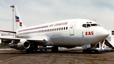 F-GEXJ - Boeing 737-2Q8(Adv) - Air Charter International