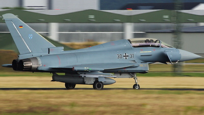 30-31 - Eurofighter Typhoon EF2000(T) - Germany - Air Force