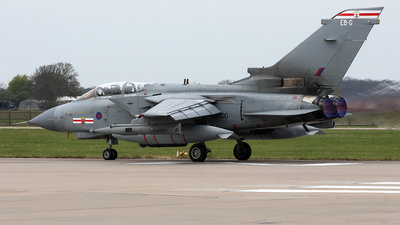 ZA600 - Panavia Tornado GR.4 - United Kingdom - Royal Air Force (RAF)