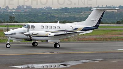 PP-CBD - Beechcraft B200 Super King Air - Private