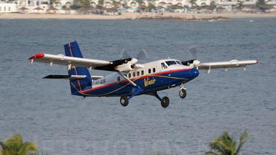 PJ-WIM - De Havilland Canada DHC-6-300 Twin Otter - Winair - Windward Islands Airways
