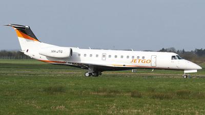 VH-JTG - Embraer ERJ-135LR - JetGo Australia