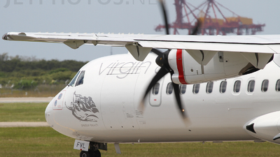 VH-FVL - ATR 72-212A(500) - Virgin Australia Regional Airlines (Skywest Airlines)