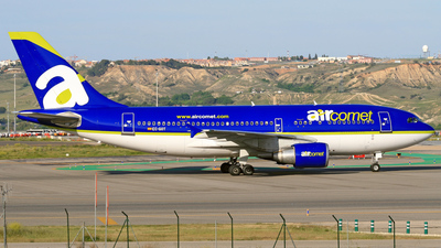 EC-GOT - Airbus A310-324(ET) - Air Comet