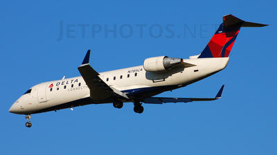 N785CA - Bombardier CRJ-100ER - Delta Connection (Comair)