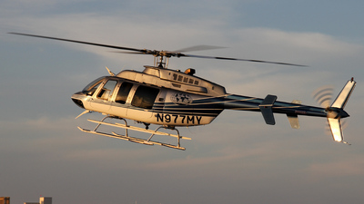 A picture of N977MY - Bell 407 - [53373] - © James Dingell