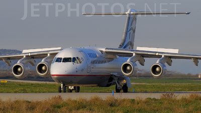 SX-DVA - British Aerospace Avro RJ100 - Aegean Airlines