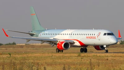 UR-WRF - Embraer 190-200IGW - Wind Rose Aviation