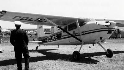 VH-PFT - Cessna 180E Skywagon - Australia - Queensland Police