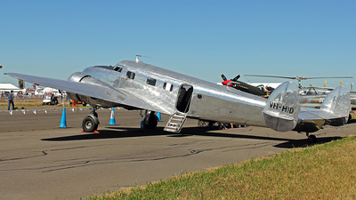 VH-HID - Lockheed 12A Electra - Private