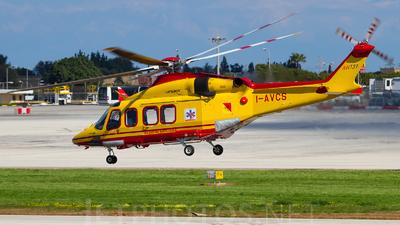 I-AVCS - Agusta-Westland AW-139 - Inaer