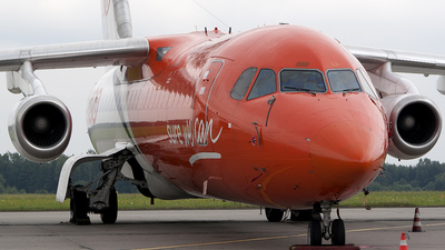 EC-LMR - British Aerospace BAe 146-300(QT) - TNT Airways (Pan Air Líneas Aéreas)