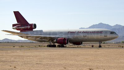 N603AX - McDonnell Douglas DC-10-30(ER) - Omni Air International (OAI)