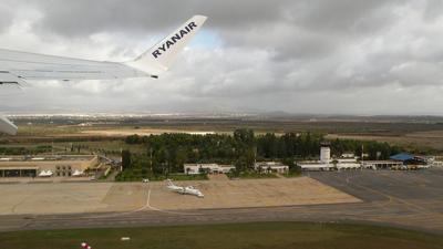 EI-DAT - Boeing 737-8AS - Ryanair