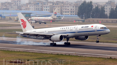 B-2844 - Boeing 757-2Z0 - Air China