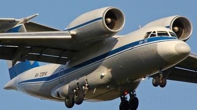 RA-72914 - Antonov An-72 - Russia - Navy