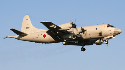 5025 - Kawasaki P-3C Orion - Japan - Maritime Self Defence Force (JMSDF)