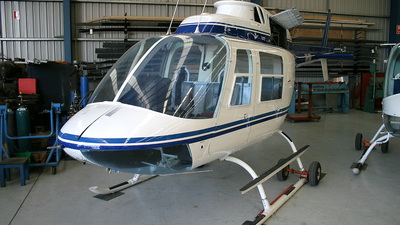 VH-BBI - Bell 206B JetRanger III - Private
