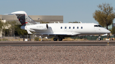 N70FS - Bombardier BD-100-1A10 Challenger 300 - Private