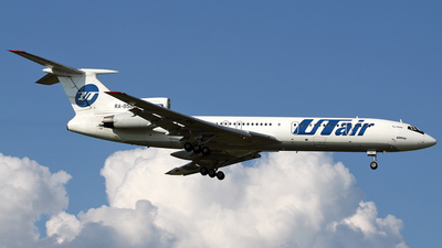 RA-85681 - Tupolev Tu-154M - UTair Aviation