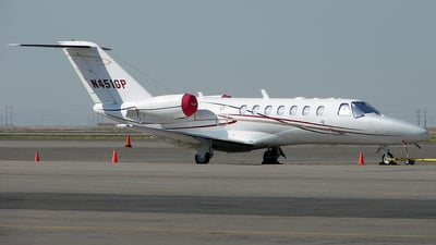 N451GP - Cessna 525B CitationJet 3 - Private