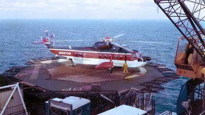 G-BDIJ - Sikorsky S-61N - Bristow Norway