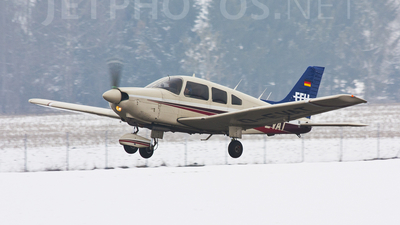 D-EVAT - Piper PA-28-181 Archer II - FFH Flight Training