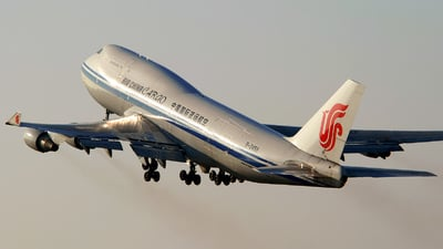 B-2458 - Boeing 747-4J6(BCF) - Air China Cargo