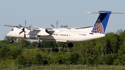 N191WQ - Bombardier Dash 8-Q402 - United Express (Colgan Air)