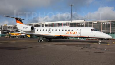 N836RP - Embraer ERJ-135LR - JetGo Australia