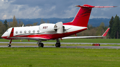N15Y - Gulfstream G-IV(SP) - Private