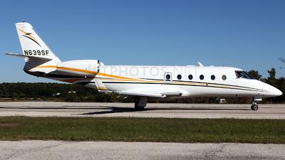 N639SF - Gulfstream G150 - Private